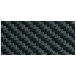 vinyle Noir brillant carbone 1080-CF12