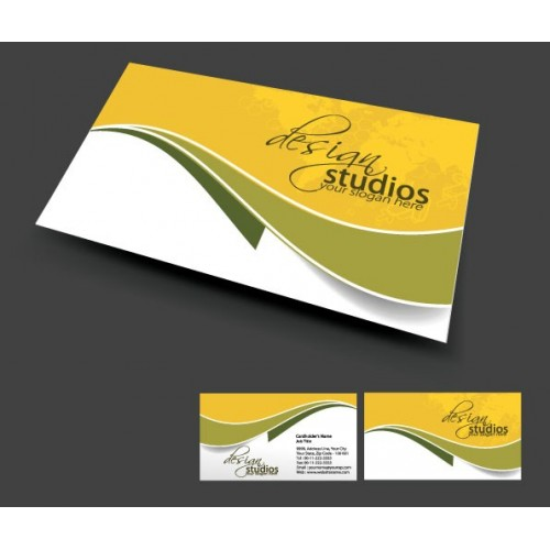 Carte Simple Recto 85 X 54 Cm 350G