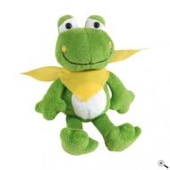 "Peluche grenouille ""Bernd"""