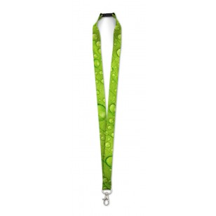 Lanyard sublimé recyclé PET