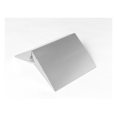Totem aluminium personnalis personnalisation de totem for Panneau stand salon