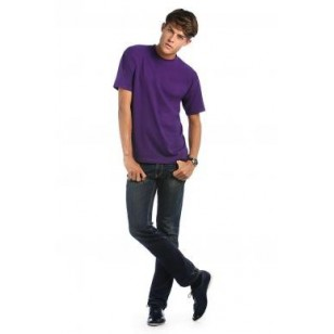 T-shirt EXACT B&C Homme 190G