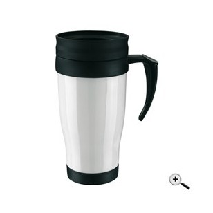 "Mug  ""WARM-UP"""