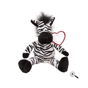 "Plush zebra ""Lorenzo"""