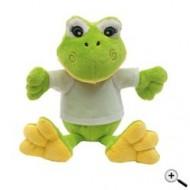 "Peluche grenouille ""Frieda"""