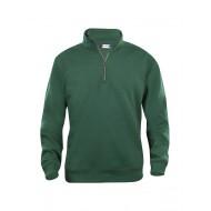 Sweatshirt Clique BASIC HALF ZIP