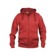 Sweatshirt Clique Basic Full zip Homme