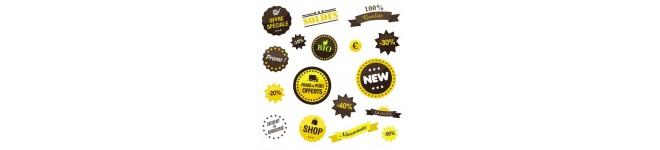 Stikers / Autocollants